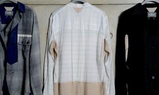 Takahiro Miyashita The Soloist Patching Shirts