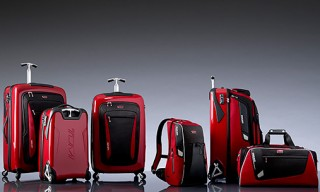 TUMI for Ducati Luggage Collection for Autumn 2011