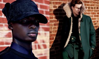 "VMAN's ""The Undercover"" Editorial"