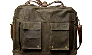 Wheelmen & Co. Smithston Briefcase