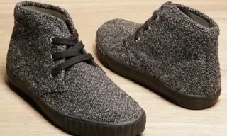 Yohji Yamamoto Chukka Sneaker