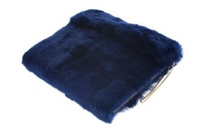 3.1 Phillip Lim Rabbit Fur iPad Case