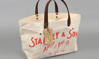 Stanley and Sons Canvas Tote Bag