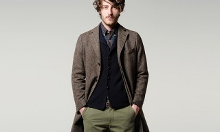 Aspesi Launches Online Shop with Autumn/Winter 2011 Collection