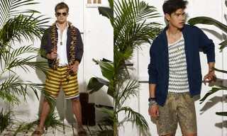 Burkman Brothers Spring/Summer 2012 Looks