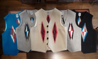 Ortega Chimayo Vests