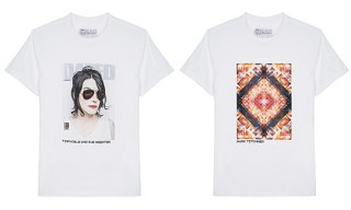 Dazed & Confused 20th Anniversary Exhibit T-Shirts at Colette