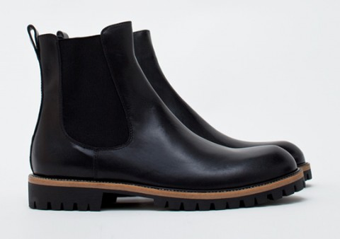Dries Van Noten Chelsea Boots