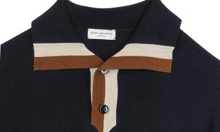 Dries Van Noten Polo Sweater