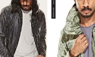 Esemplare Men's Outwear Spring/Summer 2012 Looks