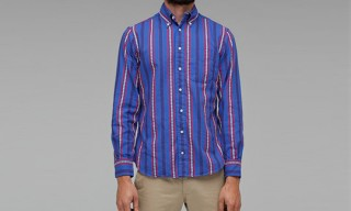 Gitman Vintage Verticals Shirt