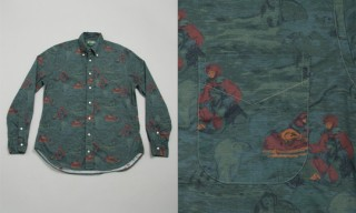Gitman Vintage Polar Expedition Shirt