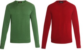Hardy Amies Merino Sweater