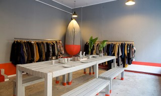 Henrik Vibskov 100 Days Boutique in Berlin