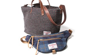Hobo Harris Tweed Waist Shoulder and Tote Bag