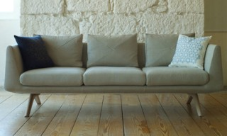 Matthew Hilton Hepburn Fixed Sofa