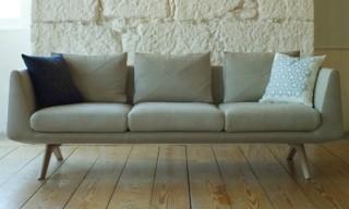 Matthew Hilton Hepburn Fixed Sofa