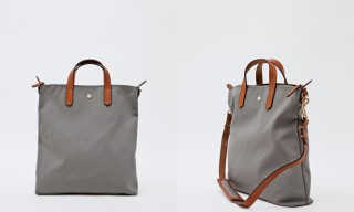 Mismo Nylon Shopper Bag