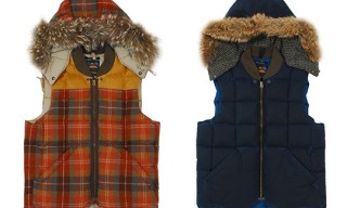 Nigel Cabourn for Eddie Bauer Canadian Vests