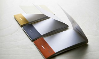 Matchbook Sized Notebooks Made from Paint Chips