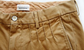 Patrik Ervell x Dockers Collection