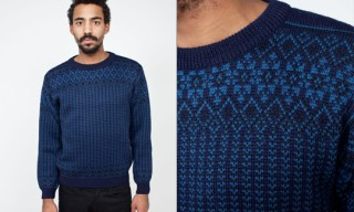 Patrik Ervell Norwegian Sweater