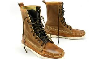 Quoddy Maine Woodsman 10″ Boot