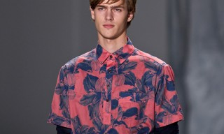 Richard Chai Spring/Summer 2012 Runway