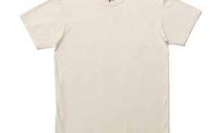 Samurai Organic White T-shirt