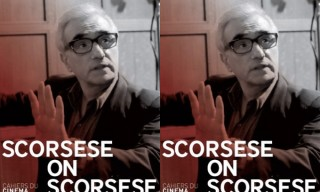 """Scorsese on Scorsese"" Book"