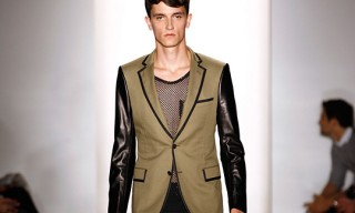 Simon Spurr Spring/Summer 2012 Runway