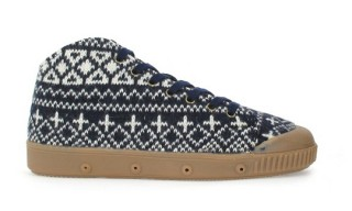 Springcourt Snow Wool Trainer