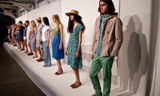 Steven Alan Spring/Summer 2012 Presentation