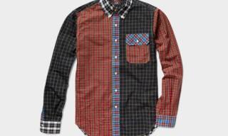 Woolrich Woolen Mills Multi Plaid Cotton Shirt