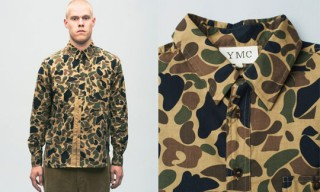 YMC Camo Shirt