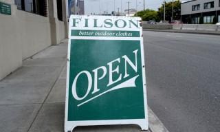 Superdenim Visits Filson