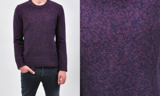 Acne Twist Wool Sweater