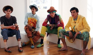 Agi & Sam Mens Collection for Spring/Summer 2012