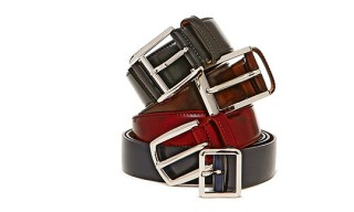 Bally Scribe Made-to-order Belts