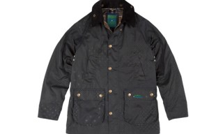 First Look | R. Newbold for Barbour Capsule Collection