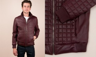 Barnabé Hardy Square Quilted Jacket