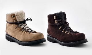 Another Look | Buttero Hiking Boots for Autumn/Winter 2011