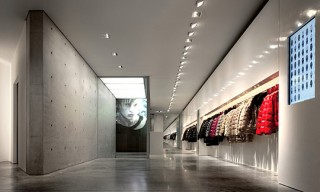 Duvetica's New Milan Store