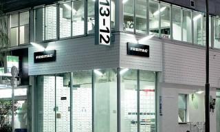 FREITAG Opens First Tokyo Shop