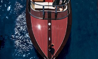 Neiman Marcus Edition Hacker-Craft Speedboat