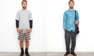 Handsom Spring/Summer 2012 (A/W 2012 Souther Hemisphere)