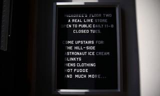 Hickoree's Hard Goods Shop   A Look Inside