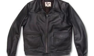 Lewis Leather Countryman and Lumber Jackets