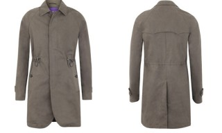 Liberty of London Drawstring Trench