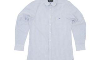 Mr Bathing Ape Club Collar Oxford Shirt